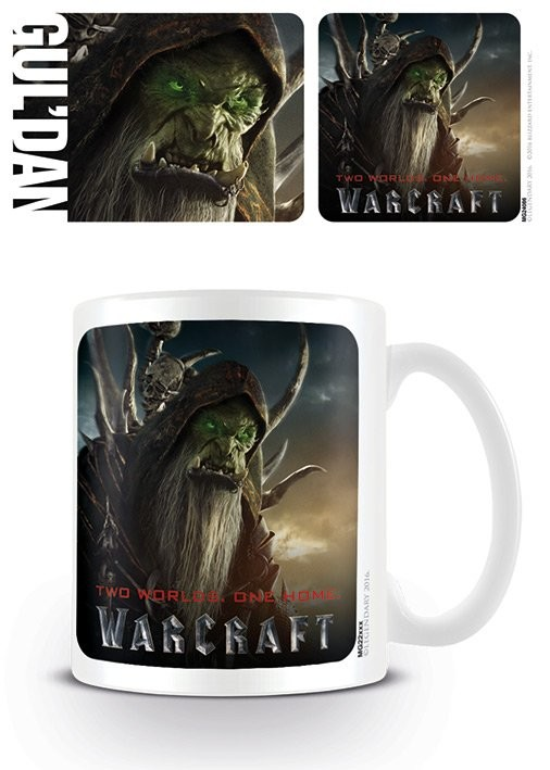Hrnček  Warcraft: Prvý stret - Gul'Dan