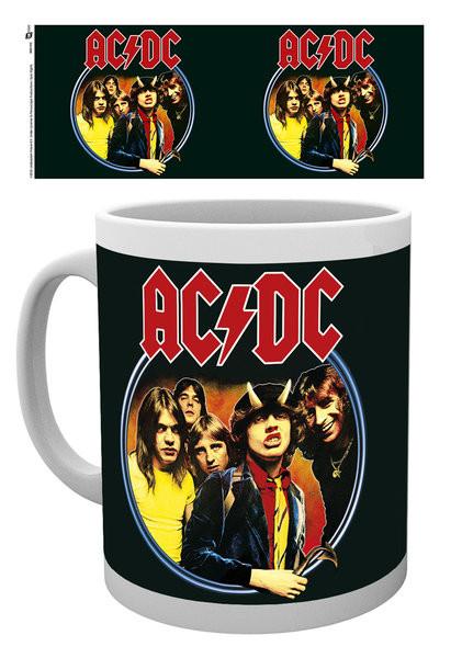 Hrnek AC/DC - Band
