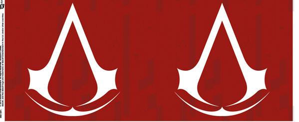Hrnek Assassin's Creed - Symbol