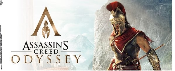 Hrnek  Assassins Creed Odyssey - Alexios
