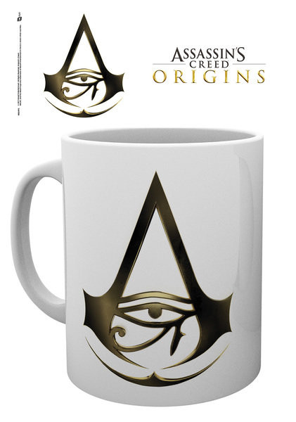 Hrnek  Assassins Creed: Origins - Logo
