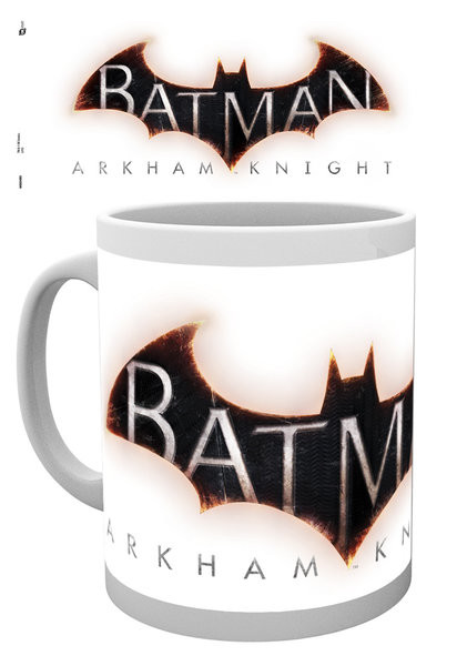 Hrnek Batman Arkham Knight - Logo