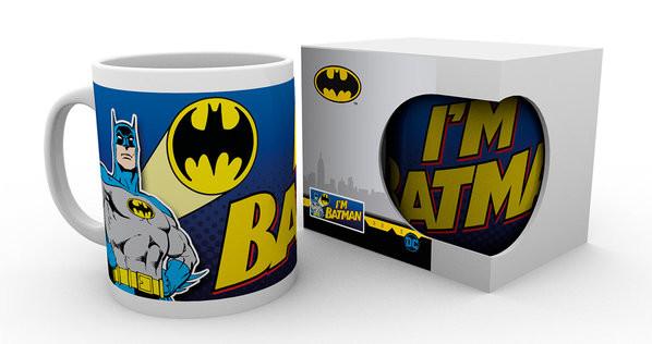 Hrnek Batman Comic - I'm Batman Bold