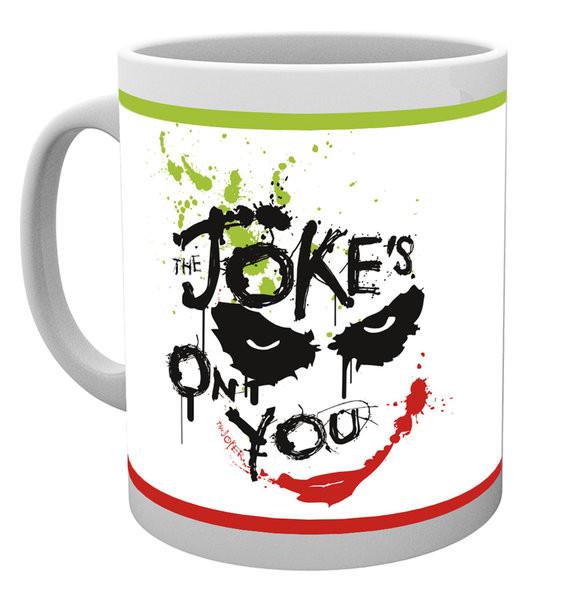 Hrnek  Batman: Temný rytíř - Jokes On You