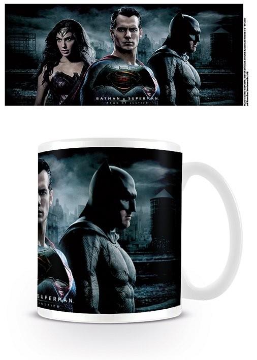 Hrnek Batman vs. Superman: Úsvit spravedlnosti - Trio