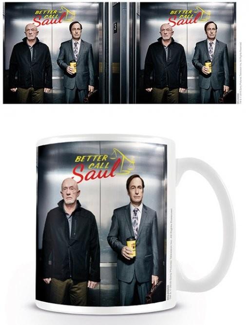 Hrnek  Better Call Saul - Elavator