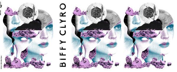 Hrnek  Biffy Clyro - Lips