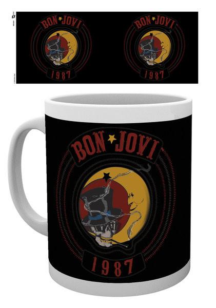 Hrnek  Bon Jovi - 1987