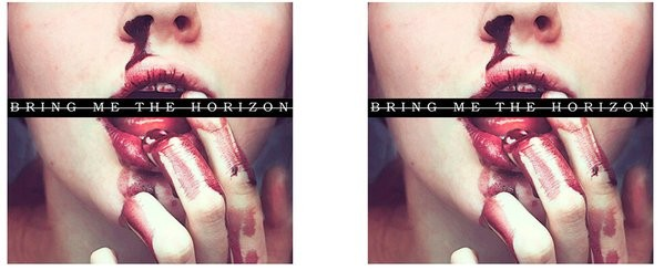 Hrnek  Bring Me The Horizon - Bloodlust (Bravado)