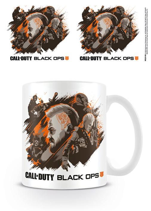 Hrnek Call Of Duty - Black Ops 4 - Group