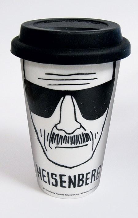 Hrnek Cestovní hrnek Breaking Bad (Perníkový táta) - Heisenberg
