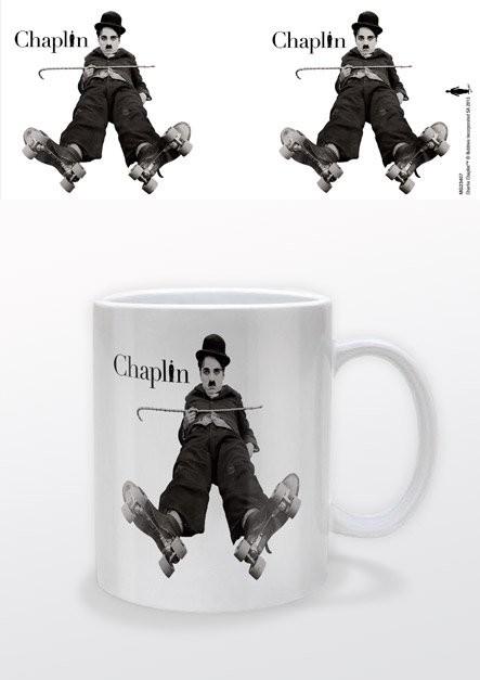 Hrnek  Charlie Chaplin - The Tramp