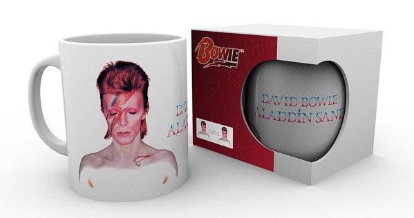 Hrnek  David Bowie - Aladdin Sane