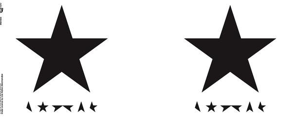 Hrnek  David Bowie - Blackstar