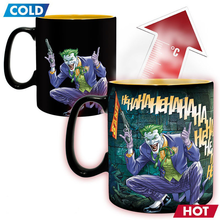 Hrnek DC Comics - Batman & Joker