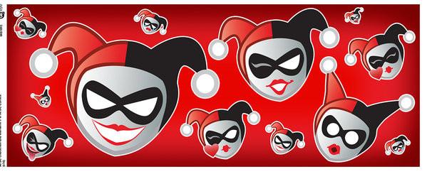 Hrnek  DC Comics - Emoji Harley