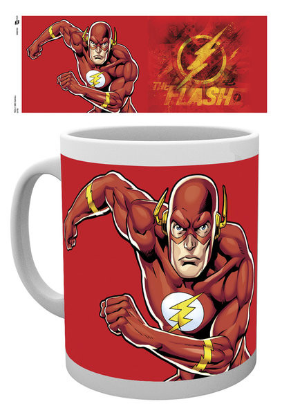 Hrnek DC Comics - Justice League Flash