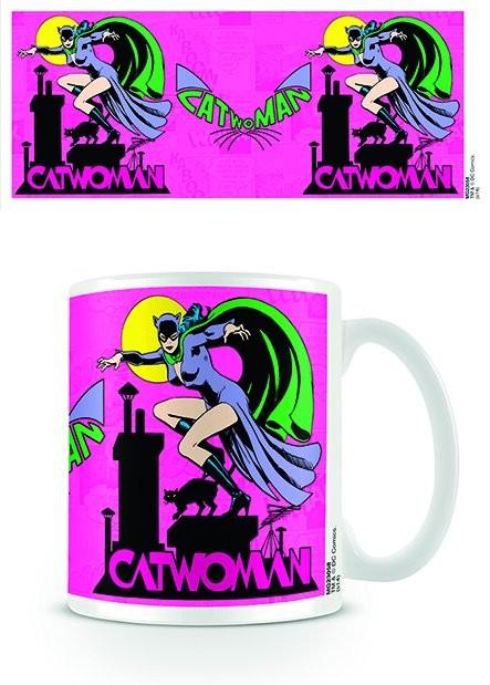 Hrnek DC Originals - Batman Catwoman