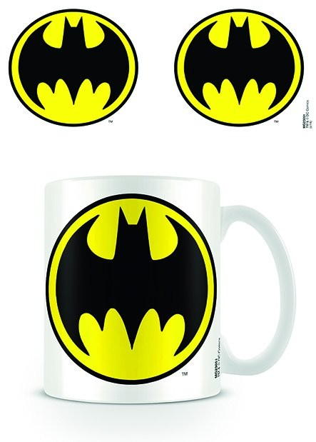 Hrnek  DC Originals - Batman Logo