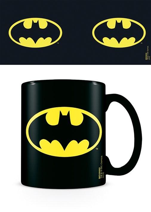 Hrnek DC Originals - Batman Logo