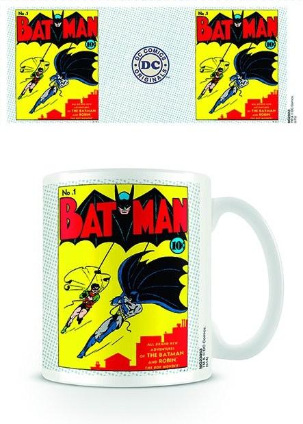 Hrnek DC Originals - Batman No.1