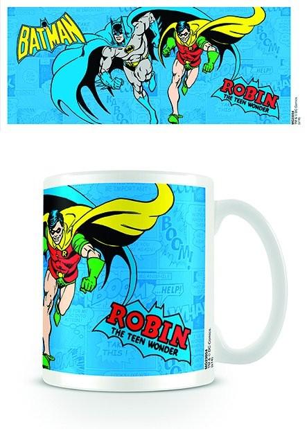 Hrnek DC Originals - Batman & Robin