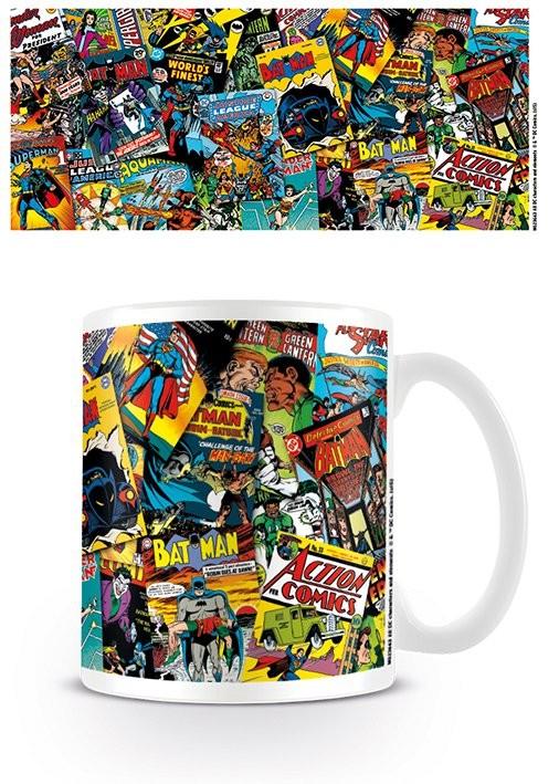 Hrnek  DC Originals - Comic Covers