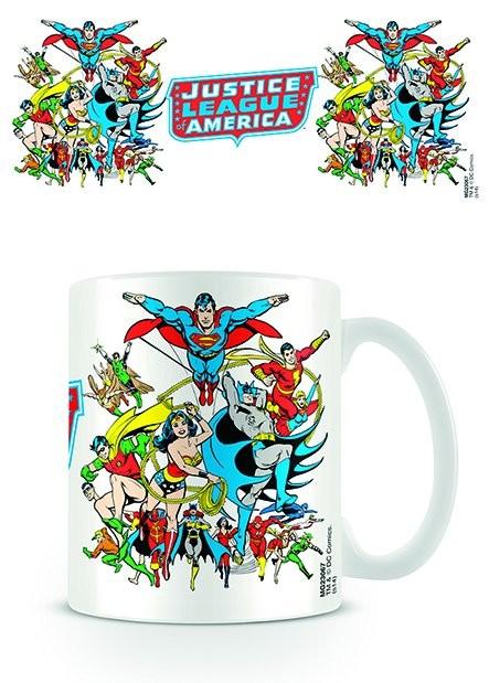 Hrnek  DC Originals - Justice League