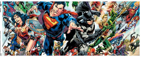 Hrnek  DC Universe - Rebirth