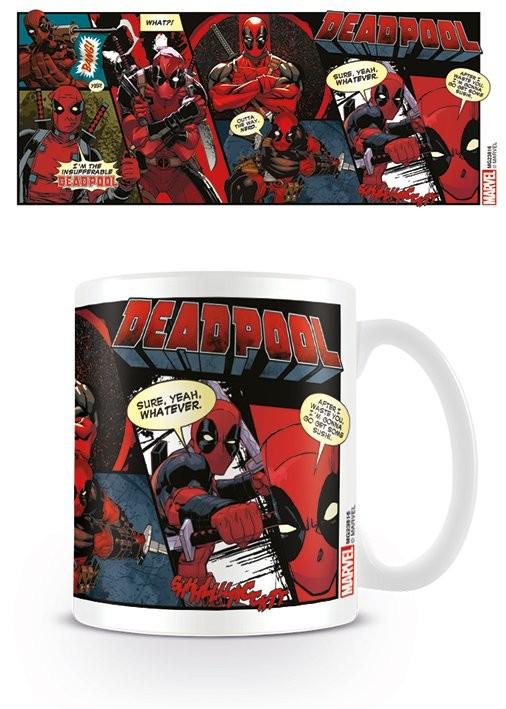 Hrnek  Deadpool - Comic