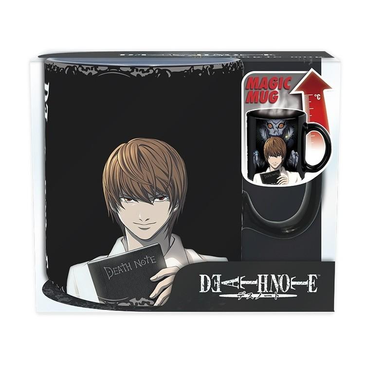 Hrnek Death Note - Kira & L