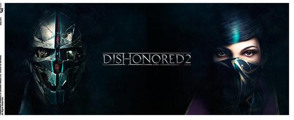 Hrnek  DISHONORED 2 - Faces