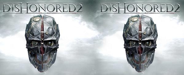 Hrnek Dishonored 2 - Keyart