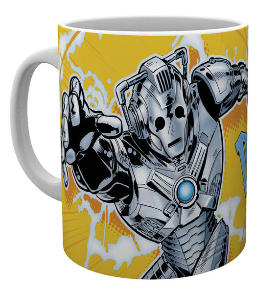 Hrnek  Doctor Who - Cybermen