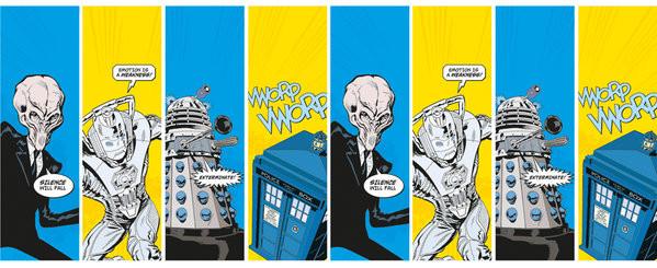 Hrnek  Doctor Who - Space Cadets