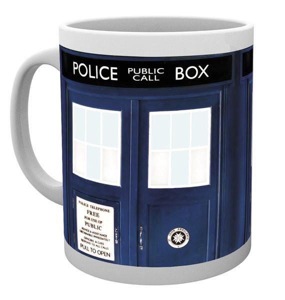 Hrnek  Doctor Who - Tardis
