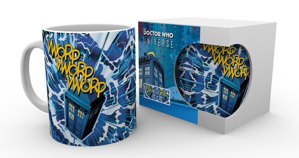 Hrnek  Doctor Who - Vworp