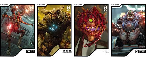 Hrnek  Doom - Demons