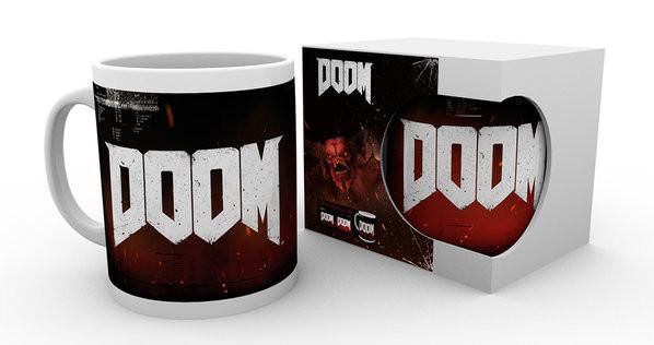 Hrnek  Doom - Doom