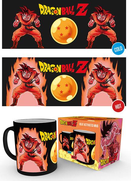 Hrnek  Dragon Ball Z - Super Saiyan