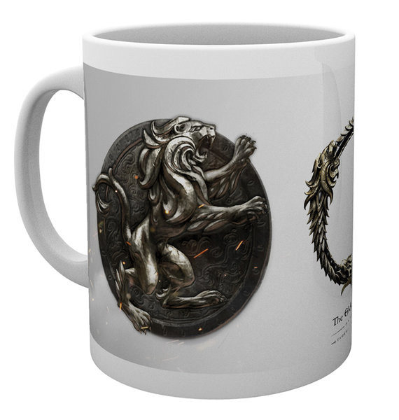 Hrnek  Elder Scrolls Online - Daggerfall
