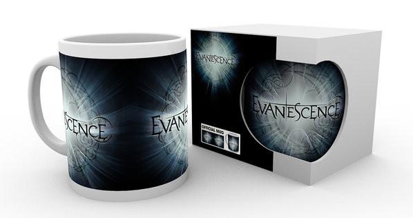Hrnek  Evanescence - Logo