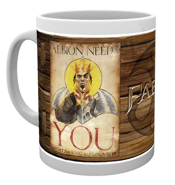 Hrnek  Fable - needs you