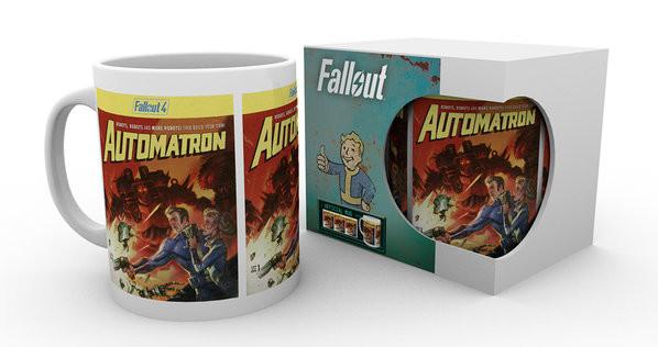 Hrnek  Fallout 4 - Automatron