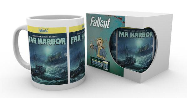 Hrnek  Fallout 4 - Far Harbor