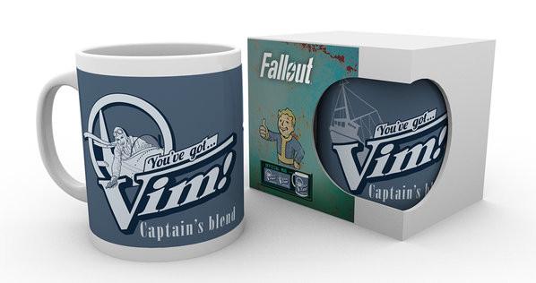 Hrnek  Fallout - Captains Blend