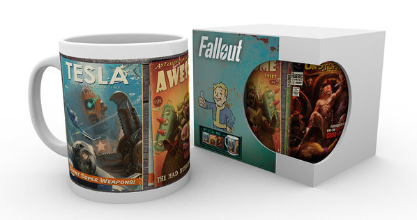 Hrnek  Fallout - Comics