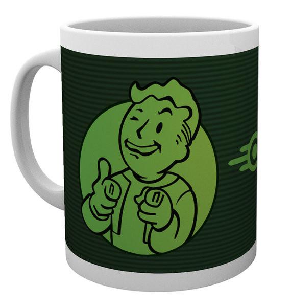 Hrnek  Fallout - Special