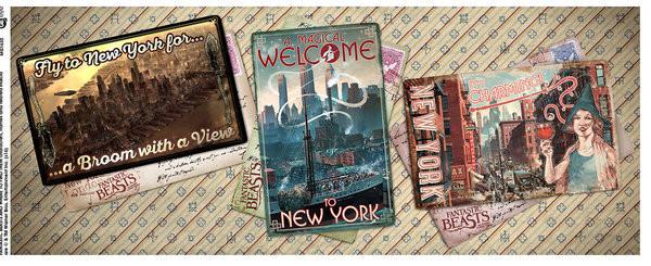Hrnek  Fantastická zvířata a kde je najít - Postcard