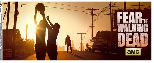 Hrnek  Fear The Walking Dead - Key Art